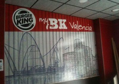 BURGUER KING VALENCIA