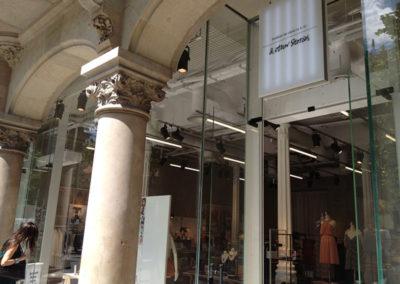 H&M, PASEO DE GRACIA. BARCELONA